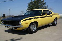 SCCA Trans Am Series Cars The 1970 Plymouth AAR Cuda | Blog - MCG Social™ | MyClassicGarage™