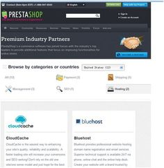 Best web hosting recommended by prestashop official