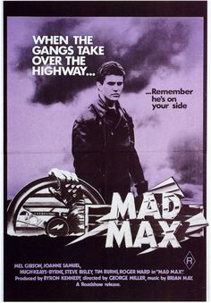 Mad Max >>> I still figure it for the best Australian movie of all time (although The Cars That Ate Paris is up there :-) ).