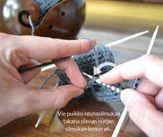 Kolme villasukkaniksiä kuvitettuna – Neulovilla Crochet Socks, Knitting Socks, Knit Crochet, Holidays And Events, Handicraft, Mittens, Needlework, Diy And Crafts, Socks