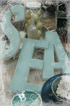Sea letters.