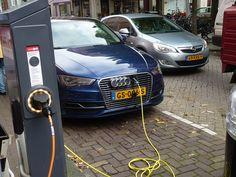 Tesla Electric Car Amsterdam My Clothing Tastes Pinterest