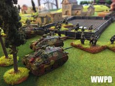 WWPD: Your Source For All Things Flames of War!