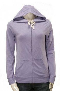 Misses Lightweight Zip Up Sweatshirt $13.99