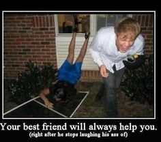 This is so me and Phil!!! BFFs are wonderful when they are true!