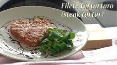 Steak tartar o filete tártaro