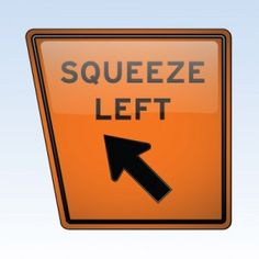 In Canada, you don't merge, you squeeze (and other funny road signs) | onstarconnections.com