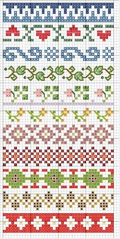 Thrilling Designing Your Own Cross Stitch Embroidery Patterns Ideas. Exhilarating Designing Your Own Cross Stitch Embroidery Patterns Ideas. Cross Stitch Borders, Cross Stitch Charts, Cross Stitch Designs, Cross Stitching, Cross Stitch Embroidery, Cross Stitch Patterns, Fair Isle Knitting Patterns, Knitting Charts, Loom Patterns