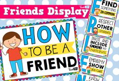 Friends - Display Poster