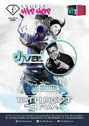 HIP HOP Night F Bar Mumbai  HIP HOP Culture F Bar Mumbai this Thursday.  Feat. DJ Val and DJ Sujie