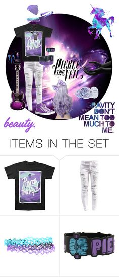 """Purple Lurple Durple lol"" by babycakesrawr ❤ liked on Polyvore featuring art"