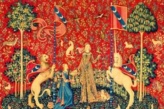 Medieval tapestry conservator weaves its way to success   The Times