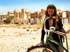 La bicicletta verde simbolo dei diritti negati alle donne arabe.