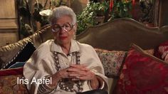 Artist Profile Video (2009) Rare Bird of Fashion: The Irreverent Iris Apfel House of Honey|Iris Apfel