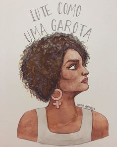 Fight like a girl Feminism Photography, Divas, Cartoon As Anime, Tumblr Wallpaper, Black Power, Girls Be Like, Marie Claire, Girl Power, Pop Culture