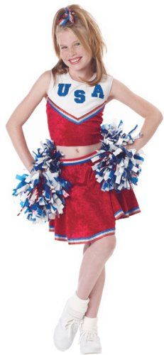 Image result for Cheerleader Costumes