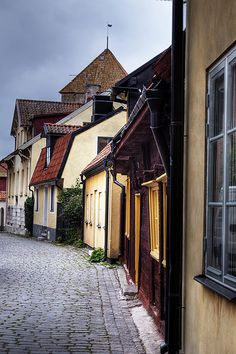 Sweden, the island of Gotland, Visby