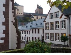 Malberg, one of the prettiest places in Germany.     Alte Schule Malberg   Domovide.nl
