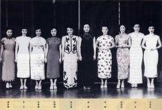 1949年民國十大女星罕見合影
