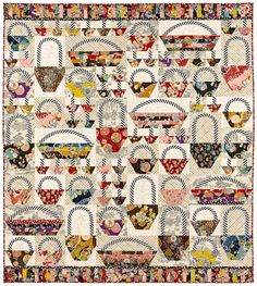 Going to Market Quilt Pattern |   © Copyright From Me To You, 2011. All rights reserved. Not intended for commercial use. No part of this pattern may be copied or reproduced in any form without prior written consent.