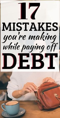 Debt Debt Payoff Paying off Debt Debt Snowball Money Tips! Here are 17 Mista - Card Holder Credit - Calculate credit card payment - Debt Debt Payoff Paying off Debt Debt Snowball Money Tips! Here are 17 Mistakes Youre Making While Paying off Debt! Money Tips, Money Saving Tips, Ted, Fitness Motivation, Debt Snowball, Planning Budget, Budget Planner, Bill Planner, Paying Off Credit Cards