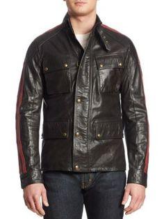 31cd6408ae01 BELSTAFF Daytona Leather Jacket.  belstaff  cloth  jacket