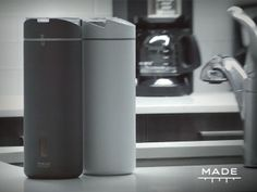 The Made - Easily measure and dispense coffee and dry goods by Madcaps — Kickstarter