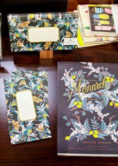 monarch envelopes | Rifle Paper Co