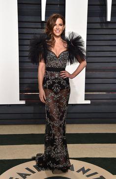 Vanity Fair Oscars Party Dresses 2017 | POPSUGAR Fashion Photo 10