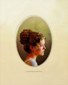 Austen Heroines: Marianne Dashwood