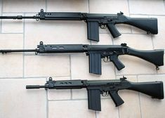 King Arms FAL Series Is Back