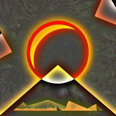 Viral Attack - Conceptual Art Abstract