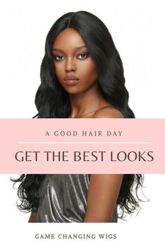 As a black woman, it's essential to carefully select my wigs and make sure they deliver the result I need Latest Hairstyles, Black Women Hairstyles, Cool Hairstyles, Best Wigs, Good Hair Day, Hair Inspo, Hair Extensions, Your Hair, I Am Awesome