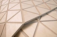 Wood-Skin: Composite material that's strong like wood, flexible like fabric…