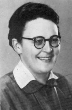 Blessed Sara Salkahazi--stripped and shot into the Danube when she volunteered she was in charge of a hostel that was harboring Jews. Love her.