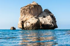 5 European Destinations to Visit While They're Still Cheap: Aphrodite's Rock, Paphos, Cyprus
