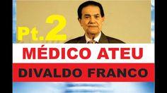 Divaldo Franco - Médico Ateu Que Viu Seu Guia Espiritual E Teve Um Choqu...