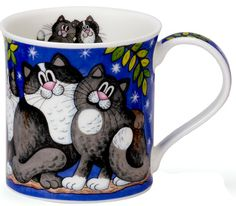 Night Cats - Black Cats