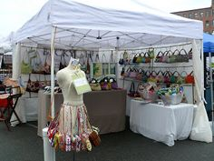 Craft Show Booth Purses Friendly Southern Illinois And Entrepreneurial Blog