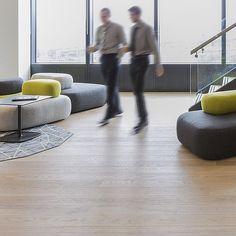 Project: GDF Suez Offices - Product: Venture Plank Aspen Raw Character Grade - Code: HW932 #GDF #Suez #Offices #VenturePlank #AspenRaw #CharacterGrade #Commercial #CommercialPhotography #Inspiration #Wood #Flooring #WoodFlooring #WoodFloor #InteriorDesign