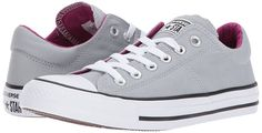Converse Chuck Taylor® All Star® Madison Winter Canvas Ox I'm Pregnant, Thing 1, Converse Chuck Taylor All Star, Discount Shoes, Grey And White, Sneakers Fashion, High Top Sneakers, Winter, Wolf