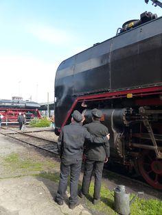 """Diesjähriges Motto: """"90 Jahre Baubeginn der Baureihe 01"""""""