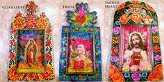 House of Guadalupe - Mexican Folk Art ONLINE SHOP — Shrines 14