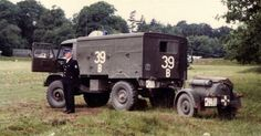 military fire trucks | Fire Engines Photos - German Army Fire Truck 1984