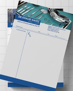 Doctor/Hospital Letterhead Corporate Identity Template #70523 Letterhead Design, Corporate Identity, Doctors, Business Cards, Medical, Templates, Logo, Board, Letterhead