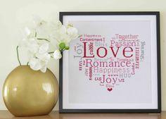 Love Heart  Romantic cross stitch pattern PDF share by keenstitch