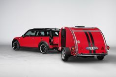 2012 MINI Countryman Hatch for Camping...wish this was real!