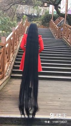 Worlds Longest Hair, Long Hair Models, Long Hair Video, Jolie Lingerie, Long Black Hair, Hair Growth Tips, Super Long Hair, Beautiful Long Hair, Dream Hair
