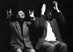 """""""Barboni"""" by Pippo #Delbono. #Theatre. Le vie dei festival 1997"""