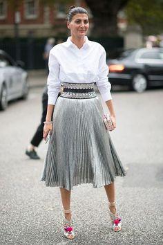 Giovanna B Street Style
